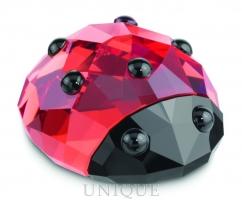 Swarovski Crystal Lucky Ladybug