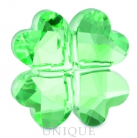 Swarovski Crystal Lucky Four-Leaf Clover