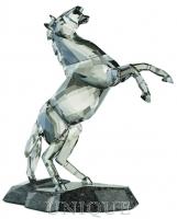 Swarovski Crystal Stallion, Satin