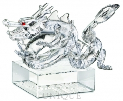Swarovski Crystal Zodiac Dragon