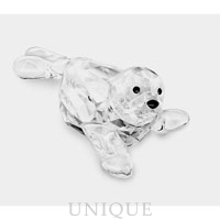 Swarovski Crystal Baby Seal 2012 Event Piece