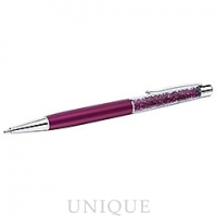 Swarovski Crystal Crystalline Lady Ballpoint Pen, Fuchsia