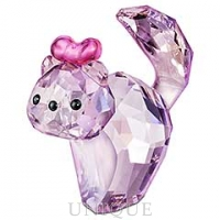 Swarovski Crystal Katie The Cat