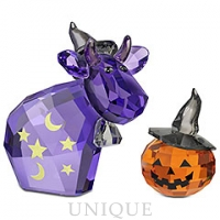 Swarovski Crystal Magic Moo