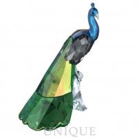 Swarovski Crystal SCS Peacock