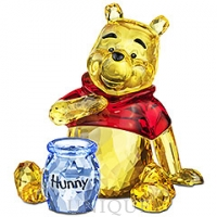 Swarovski Crystal Winnie the Pooh