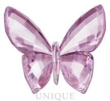 Swarovski Crystal Butterfly, Rosaline