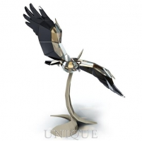 Swarovski Crystal Soulmate Eagle
