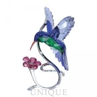 Swarovski Crystal Hummingbird