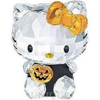 Swarovski Crystal Hello Kitty Halloween