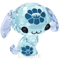 Swarovski Crystal Zodiac - Wan Wan the Dog