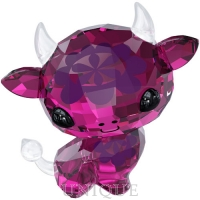 Swarovski Crystal Zodiac - Mo Mo the Ox