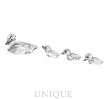 Swarovski Crystal Ducks (Set of 4)