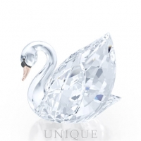 Swarovski Crystal Swan, medium