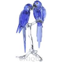 Swarovski Crystal SCS Hyacinth Macaws