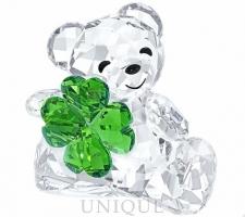 Swarovski Crystal Kris Bear - Good Luck