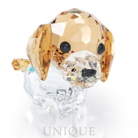 Swarovski Crystal Puppy - Max The Beagle