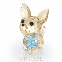 Swarovski Crystal Puppy - Oscar The Chihuahua
