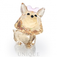 Swarovski Crystal Puppy - Dixie The Yorkshire Terrier