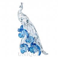 Swarovski Crystal SCS White Peacock