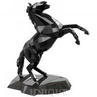 Swarovski Crystal Soulmates - Stallion, Black