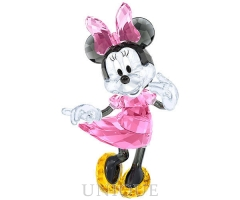 Swarovski Crystal Minnie Mouse