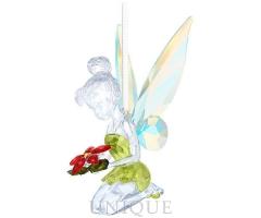 Swarovski Crystal Tinker Bell Christmas Ornament