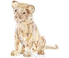 Swarovski Crystal SCS Lion Cub