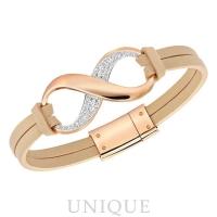 Swarovski Crystal Exist Beige Bracelet