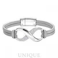 Swarovski Crystal Exist Gray Bracelet