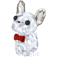 Swarovski Crystal Puppy - Bruno the French Bulldog