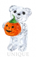 Swarovski Crystal Kris Bear A Pumpkin For You