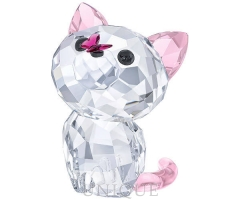 Swarovski Crystal Kitten - Millie the American Shorthair