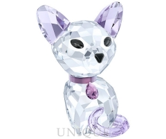 Swarovski Crystal Kitten - Fiona the Siamese