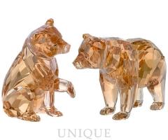 Swarovski Crystal SCS Bear Cubs