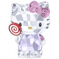 Swarovski Crystal Hello Kitty Lollipop