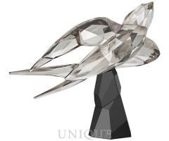 Swarovski Crystal Swallow