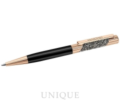 Swarovski Crystal Eclipse Agenda Ballpoint Pen, Black