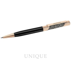 Swarovski Crystal Eclipse Ballpoint Pen, Black