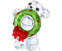 Swarovski Crystal Kris Bear - Christmas, Annual Edition 2017