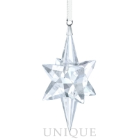 Swarovski Crystal Star Ornament, large