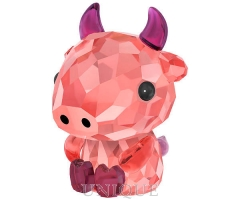 Swarovski Crystal Zodiac - Dependable Ox