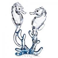 Swarovski Crystal Sea Horses