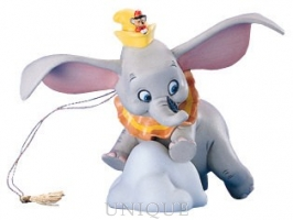 Walt Disney Classics Collection When I See An Elephant Fly Ornament