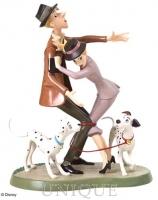 Walt Disney Classics Collection Roger, Anita, Pongo, and Perdita: Tangled Up Romance