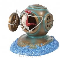 Walt Disney Classics Collection Jacques with Diving Helmet