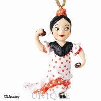 Walt Disney Classics Collection Spanish Girl: Bailarin de Flamenco Ornament