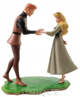 Walt Disney Classics Collection Aurora and Phillip: A Chance Encounter