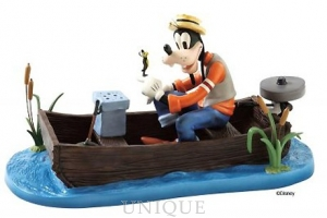 Walt Disney Classics Collection Goofy and Wilbur: Fishing Follies