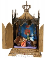 Walt Disney Classics Collection Sleeping Beauty Jeweled Box: Clandestine Conclave